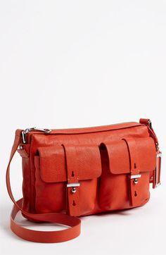 MARC BY MARC JACOBS 'Werdie' Leather Camera Bag