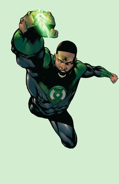 Green Lantern John Stewart Justice League