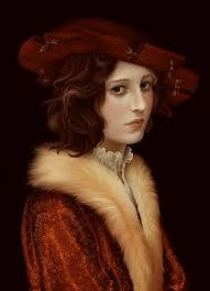 """A Beautiful Painting of Amadeo (Armand) From Anne Rice's """"The Vampire Chronicles"""""""