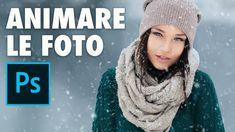 Come ANIMARE le tue foto in modo FACILE e VELOCE! Tutorial Photoshop CC