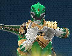 power rangers legacy wars get green warrior