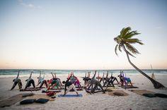 Tulum Yoga Retreat Photos - Yogascapes