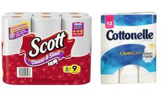 REMINDER! Stock Up on Cottonelle Bath Tissue and Scott Paper Towels at Walgreens (starts 3/19)