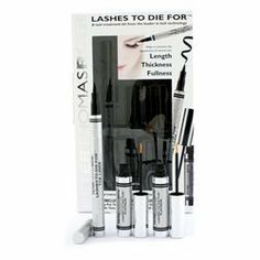 Lashes To Die For Even Better Together: Liner + 2x Eyelash Treatment by Peter Thomas Roth - Eye Care. $153.18. 3pcs. Lashes To Die For Even Better Together: 1x Lashes To Die For Liner 1.2ml/0.04oz 2x Lashes To Die For Platinum Night Time Eyelash Treatment 2.4ml/0.08oz - Peter Thomas Roth - Eye Care