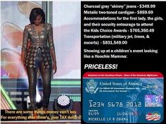 Michelle Obama Looks Like A 'K Street Hooker'? | America's Conservative News