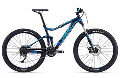 Let's be honest: it's pretty hard to screw up a hardtail mountain bike. But producing a quality full suspension mountain bike on a budget is much Cross Country Mountain Bike, Xc Mountain Bike, Hardtail Mountain Bike, Full Suspension Mountain Bike, Giant Bikes, Trek Bikes, Bike News, Bike Reviews, Bicycle Components