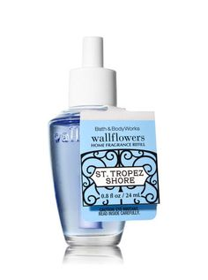 St. Tropez Shore Wallflowers Fragrance Refill - Bath And Body Works