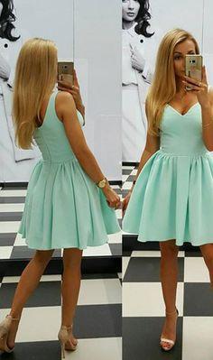 Cute Homecoming Dress,Cheap Homecoming Dress,Light Green Homecoming Dress,Sweetheart Homecoming Dress,Short Party Dress,Graduation Dress