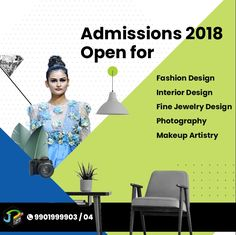 Explore Graduate and Diploma Courses in DESIGN with Placement Assistance. Admission and Course Details here: https://www.jdinstitute.com/  .  #Admissionsopen #INNOVATE #JDINSTITUTEOFFASHIONTECHNOLOGYINDIA #JDINSTITUTE #InteriorDesignCourse #FashionDesignCourse #Jewelrydesigncourse #makeupcourse #hairstylingcourse #Admission2018