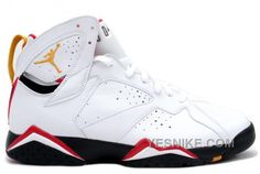 http://www.yesnike.com/big-discount-66-off-304775101-air-jordan-retro-7-vii-cardinal-white-cardinal-red-a07007.html BIG DISCOUNT! 66% OFF! 304775-101 AIR JORDAN RETRO 7 (VII) CARDINAL WHITE CARDINAL RED A07007 Only $143.00 , Free Shipping!