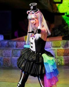 ステキな笑顔いただきました スケルトン役皆さんステキ過ぎますよ  ハロウィンもう少し長くてもいいなぁ   #ピューロハロウィーン #ハロウィーンゴーストレンジャーパレード #puroland #ピューロランド #kawaii  #ピューロランドダンサー  #ピューロダンサー  #小笠原千尋 さん Harajuku, Disney Characters, Fictional Characters, Aurora Sleeping Beauty, Disney Princess, Style, Fashion, Swag, Moda