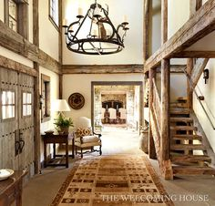 light rustic - Circa Interiors