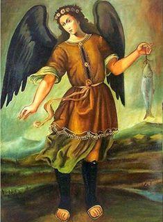 Angels Among Us, City Of Angels, Angels And Demons, Angel San Rafael, Catholic Archangels, Angel Guidance, Guardian Angels, Orthodox Icons, Angel Art