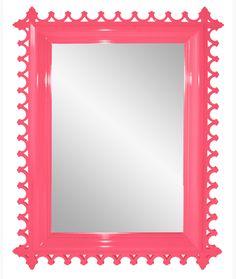 Newport Mirror - Pink