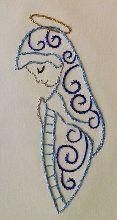 how to learn hand embroidery stitches Hand Embroidery Videos, Hand Embroidery Stitches, Crewel Embroidery, Hand Embroidery Designs, Creation Couture, Christmas Embroidery, Embroidery Fashion, Sewing Crafts, Needlework