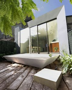 Faceted House