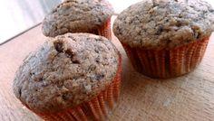 Muffins nocciole e cioccolato – Ricette Vegan – Vegane – Cruelty Free