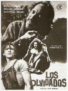 Los olvidados (1950) de Luis Buñuel - tt0042804