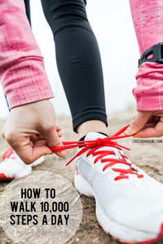 Walk it off! Learn how to walk 10 000 steps a day with these fun tips and an Omron pedometer. Get Healthy, Healthy Habits, Healthy Choices, Power Walking, Fitness Diet, Fitness Motivation, Health Fitness, Fitness Workouts, Weight Loss Tips