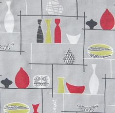 Marian Mahler David Whitehead fabric