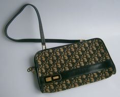 Vintage Christian Dior purse by Shhhsecret on Etsy, £90.00 https://www.etsy.com/uk/your/listings?ref=si_your_shop