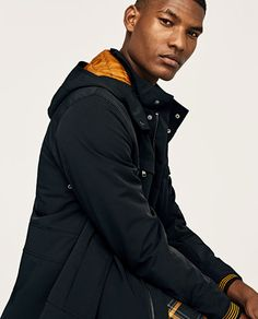 TECHNICAL PARKA-View all-OUTERWEAR-MAN | ZARA United States