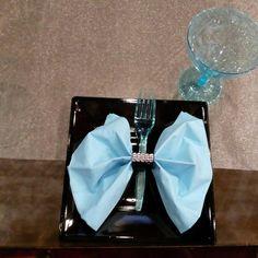 Tiffany's decoration,   art de la table!!!