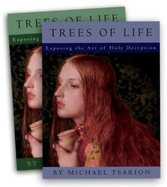 """The Trees of Life: Exposing the Art of Holy Deception, Vol 2 by #MichaelTsarion - Have you wondered why President Kennedy was assassinated on Elm Street, and why """"Nightmare on Elm Street"""" has this peculiar title? Ever wonder what the United Nations, European Union emblems and American Seal truly mean? Ever wonder why there is a fountain in Vatican Square and obelisks in most corporate plazas and city centers? Ever... https://www.goodreads.com/book/show/19062376-the-trees-of-life"""