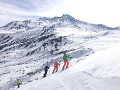 Frühlingsskifahren in Valmorel Le Belle • travelsome.de