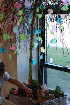 Our Fairy Tree - Fairy Dust Teaching positive reinforcement tree
