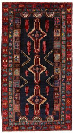 Koliai - Kurdi Persialainen matto 279x151
