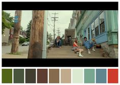 Me and Earl and the Dying Girl (2015) dir. Alfonso Gomez-Rejon