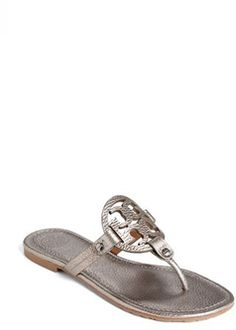 Tory Burch 'Miller' Sandal - 25% off, now $146.25 @ #Nordstrom  #ToryBurch