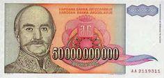 Dikeluarkan pada pertengahan tahun 1946 dengan nilai tertera di uang kertasnya : 100.000.000.000.000.000.000 Pengo (seratus quintillion peng...