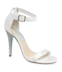 b610db5bf Blue by Betsey Johnson Bells Dress Sandals silver color
