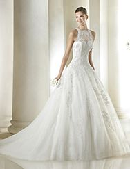 Santina wedding dress from the Glamour 2015 - St Patrick collection | St. Patrick