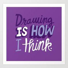 """How I Think"" by Chris Piascik"