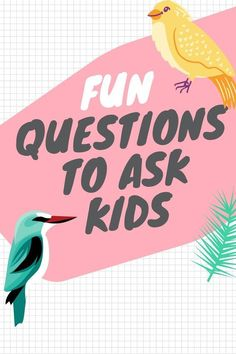We have compiled a list of 50 fun questions for kids to get to them to talk about their feelings. But before that let's go through what happens in a kid's mind from toddler to the preteen years. Fun Questions For Kids, This Or That Questions, Kids And Parenting, Parenting Hacks, Internet Safety For Kids, Social Emotional Learning, Kids Health, Raising Kids, Teaching Kids