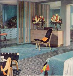 1955 bedroom