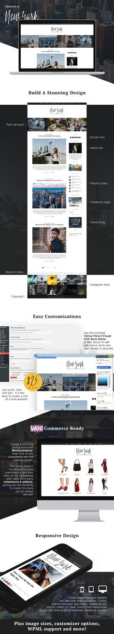 Ammi - Minimalist WordPress Blog - Personal Blog / Magazine Download ...