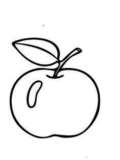 Fruit pear coloring page Quiltables Pinterest Pear Sunday
