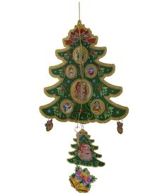 Shop SGS Christmas Wall Hanging 3 Dimensions Green Christmas Tree With Sanda Face online at lowest price in india and purchase various collections of Christmas Tree & Decoration in SGS brand at grabmore.in the best online shopping store in india Christmas Wall Hangings, Christmas Tree Decorations, Green Christmas, Online Shopping Stores, Clock, Amp, India, Collections, Products