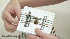 How to Make a 10-Warp Flat Kumihimo Braid