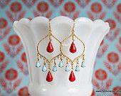 Read about Indian and Global Inspired Handmade Jewelry.  #CRESTartisans #MinouBazaar
