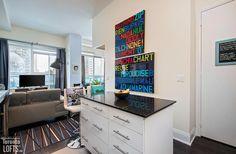 500 Condos and Lofts - Walk Out, Guest Suite, Condos, Lofts, Open Concept, Ceilings, Den, Terrace, Kitchen Cabinets