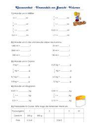 Aufgabensammlung Hohlmaße Lösungen.pdf   mathe   Pinterest ...
