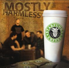 Mostly Harmless - Starpunks Coffee CD