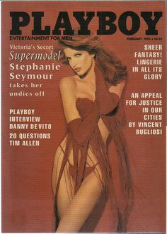 Playboy cheri hustler club old issues apologise