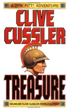 Clive Cussler - Deep Six (Dirk Pitt series) I Love Books, Used Books, Great Books, Books To Read, My Books, Clive Cussler Books, Book Authors, Book Lists, So Little Time