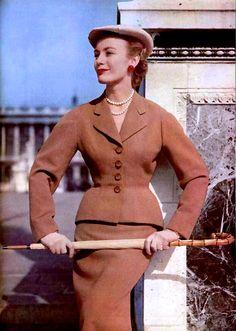 1950's - inspiration for character - Kara